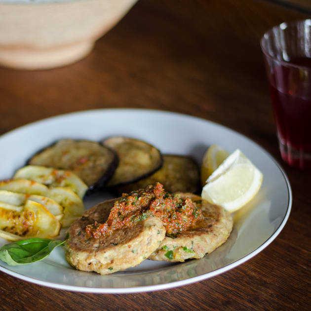 Coconut Tuna Fish Cakes (Gluten-Free, Paleo)