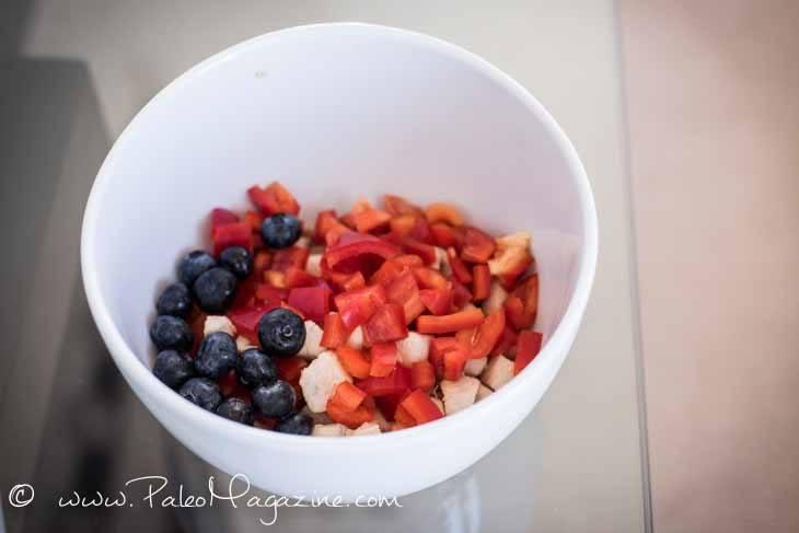 Ketogenic Curried Chicken Salad Recipe [Paleo, Keto] [Paleo, Keto] #paleo #keto #recipes - https://ketosummit.com/ketogenic-curried-chicken-salad-recipe