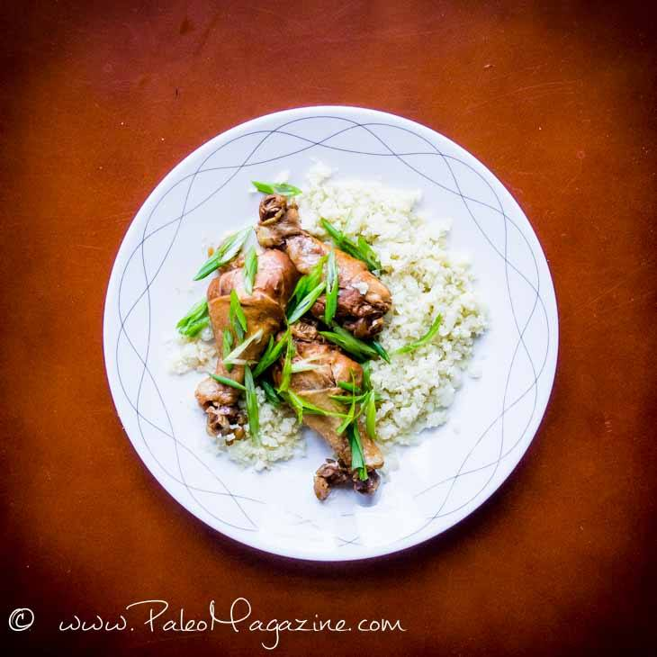 Slow Cooker Chicken Adobo Recipe [Paleo, Keto] #paleo #keto - https://ketosummit.com/slow-cooker-chicken-adobo-paleo-keto
