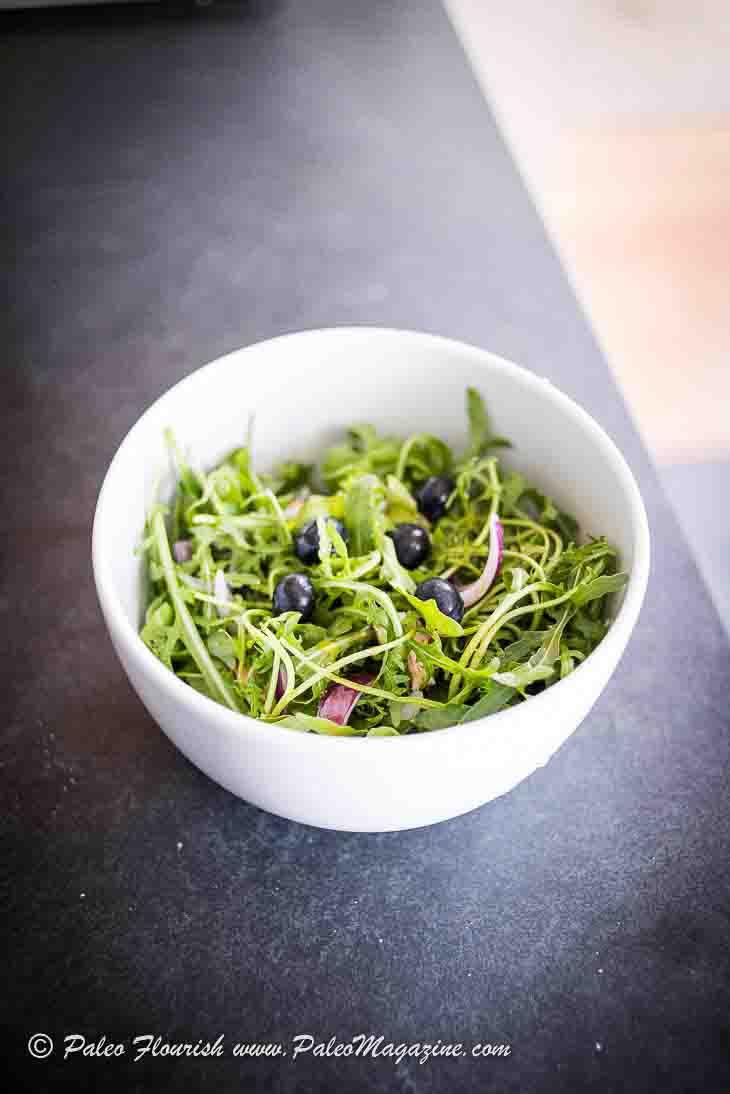 Keto Lemon Blueberry Chicken Salad Recipe [Dairy-Free, Paleo] #keto #paleo #dairy-free #recipe https://ketosummit.com/keto-lemon-blueberry-chicken-salad-recipe