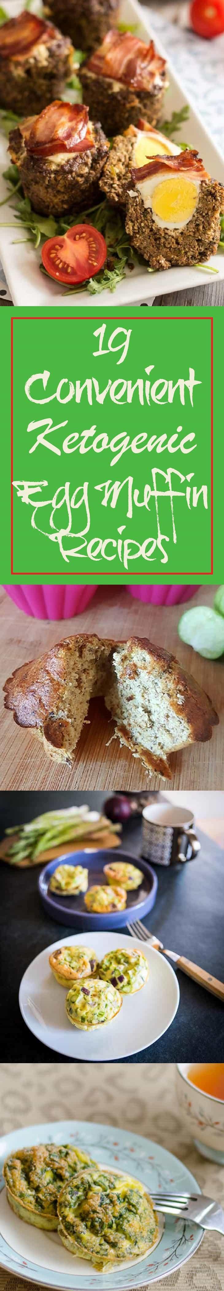 Ketogenic Egg Muffin Recipes #keto - https://ketosummit.com/ketogenic-egg-muffin-recipes/