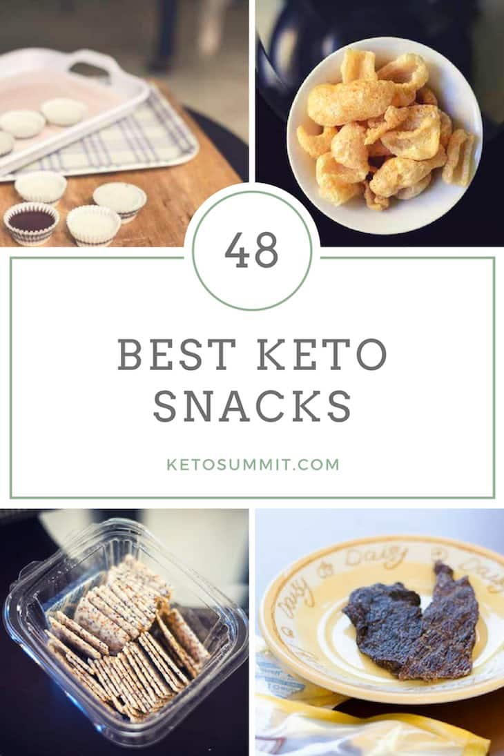 The 48 Best Keto Snacks - Easiest, Healthiest, & Most Delicious