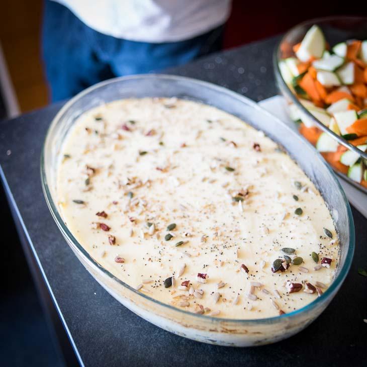 Keto Cottage Pie Recipe [Dairy-Free, AIP, Nightshade-Free] #keto https://ketosummit.com/keto-cottage-pie-recipe
