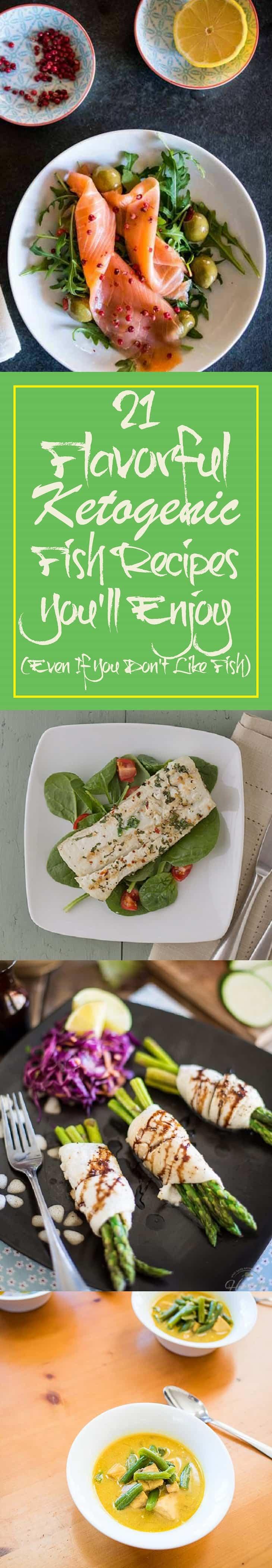 Ketogenic Fish Recipes https://ketosummit.com/ketogenic-fish-recipes/