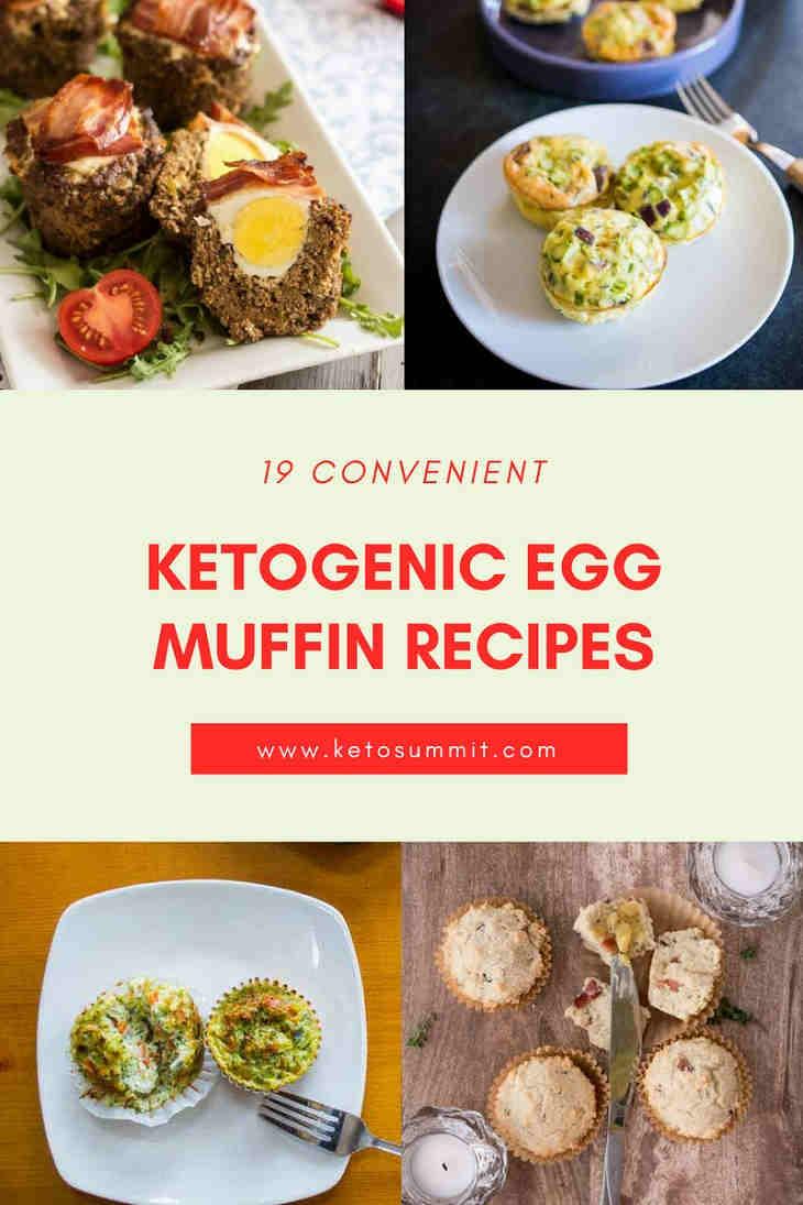 19 Convenient Keto Egg Muffin Recipes https://ketosummit.com/ketogenic-egg-muffin-recipes/