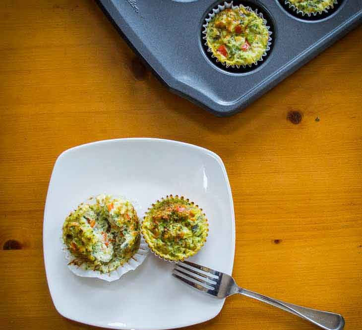 Egg Frittata Muffin