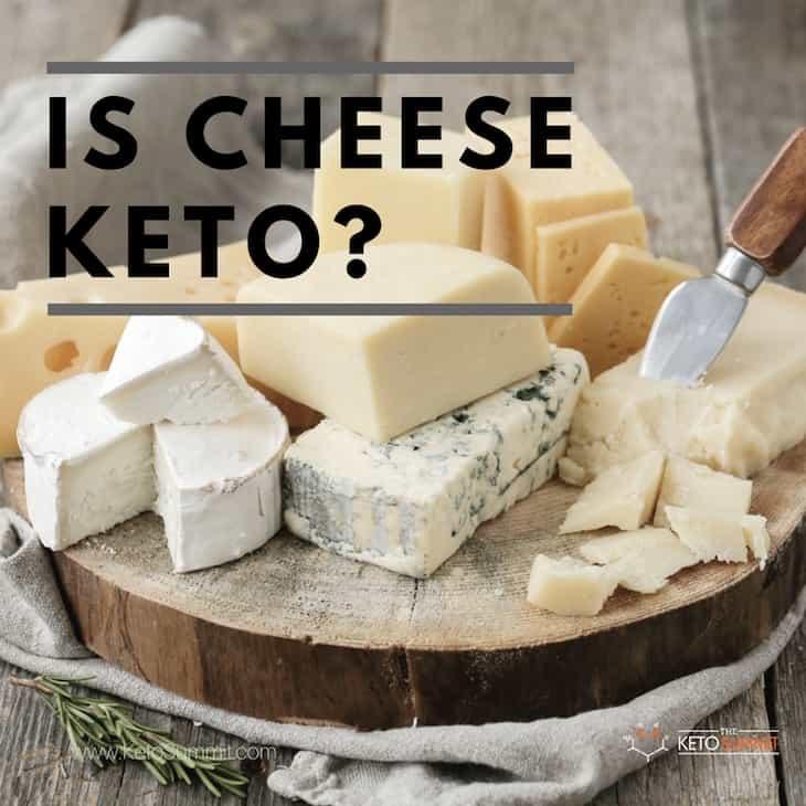 Is Cheese Keto? #keto https://ketosummit.com/is-cheese-keto