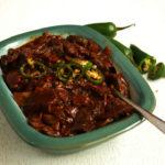 Keto Slow Cooker Brisket Chili #keto https://ketosummit.com/keto-slow-cooker-brisket-chili-recipe