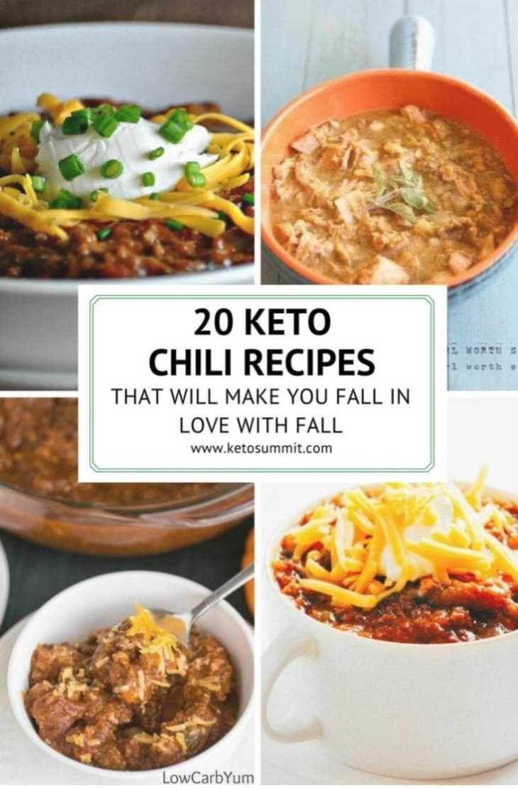 Keto Chili Recipes