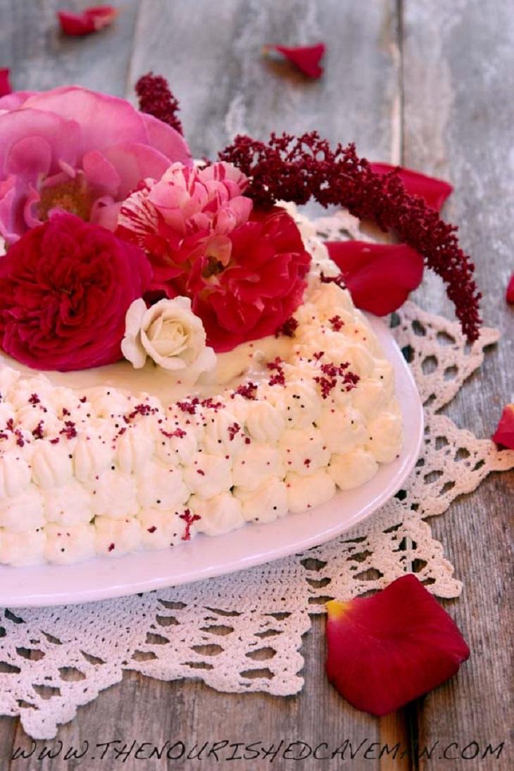 Ketogenic tres leches cake