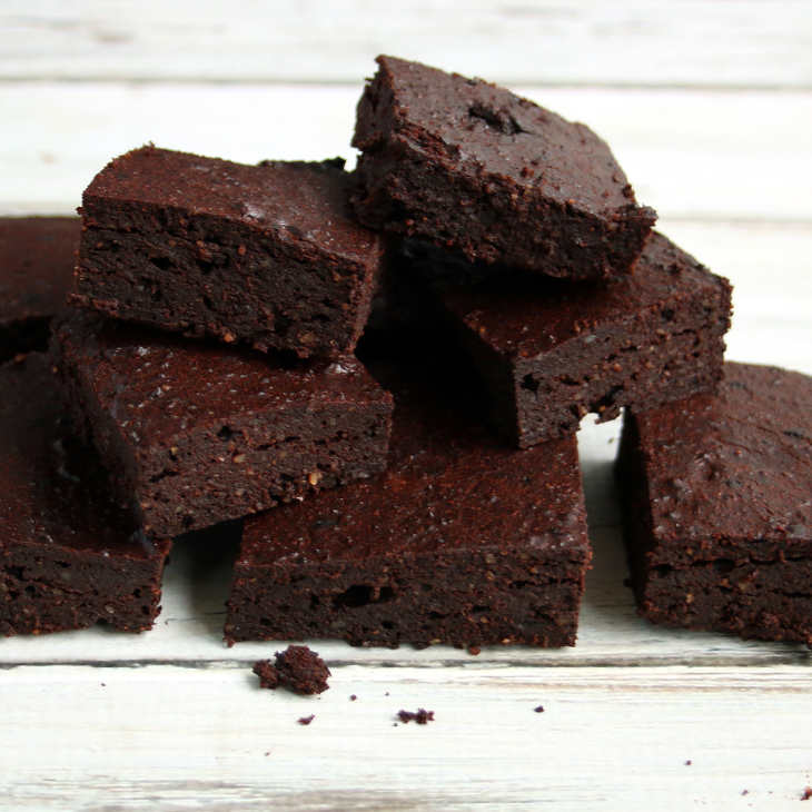 Keto Chocolate Brownies Recipe #keto https://ketosummit.com/keto-chocolate-brownies-recipe