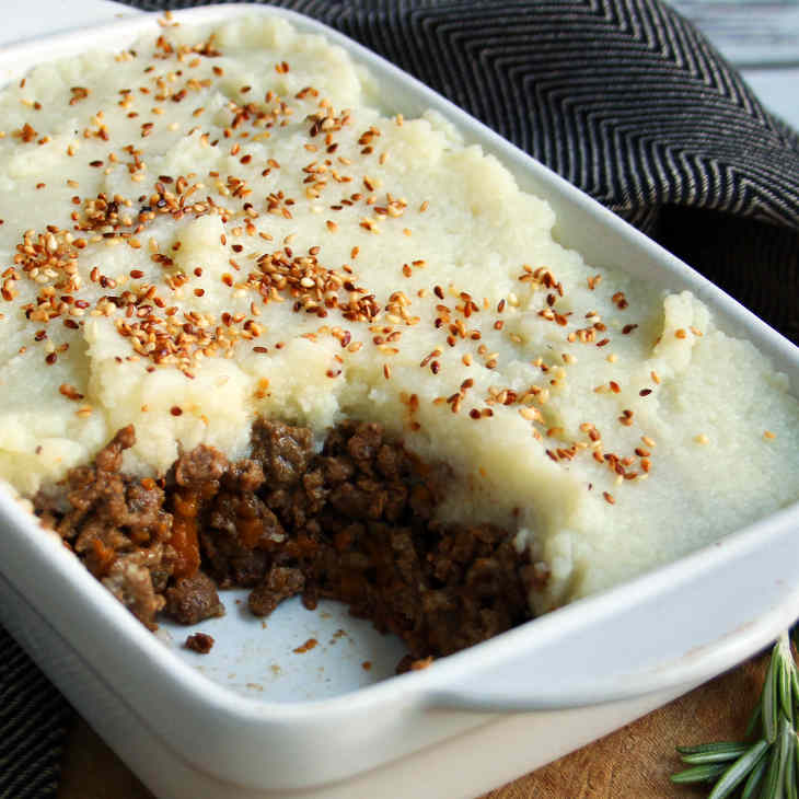Keto Shepherd's Pie #keto https://ketosummit.com/keto-shepherds-pie-recipe