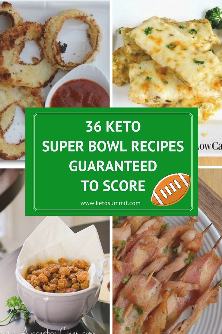 36 36 Keto Super Bowl Recipes Guaranteed To Score