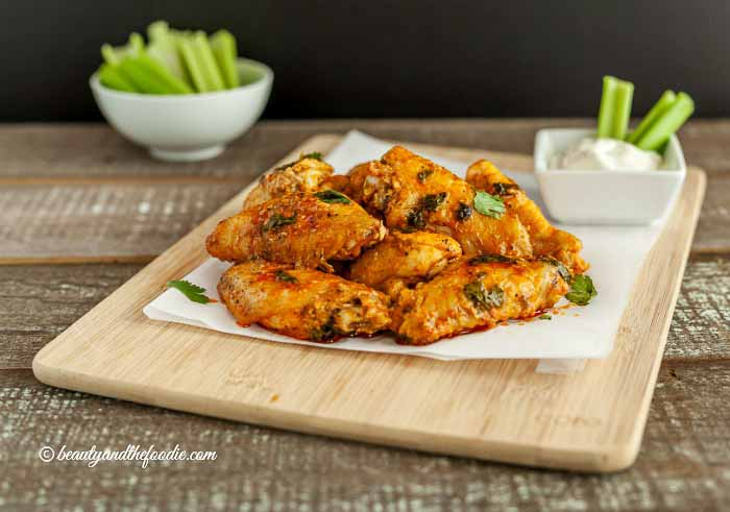 27 Keto Chicken Wing Recipes Sure To Please Anyone