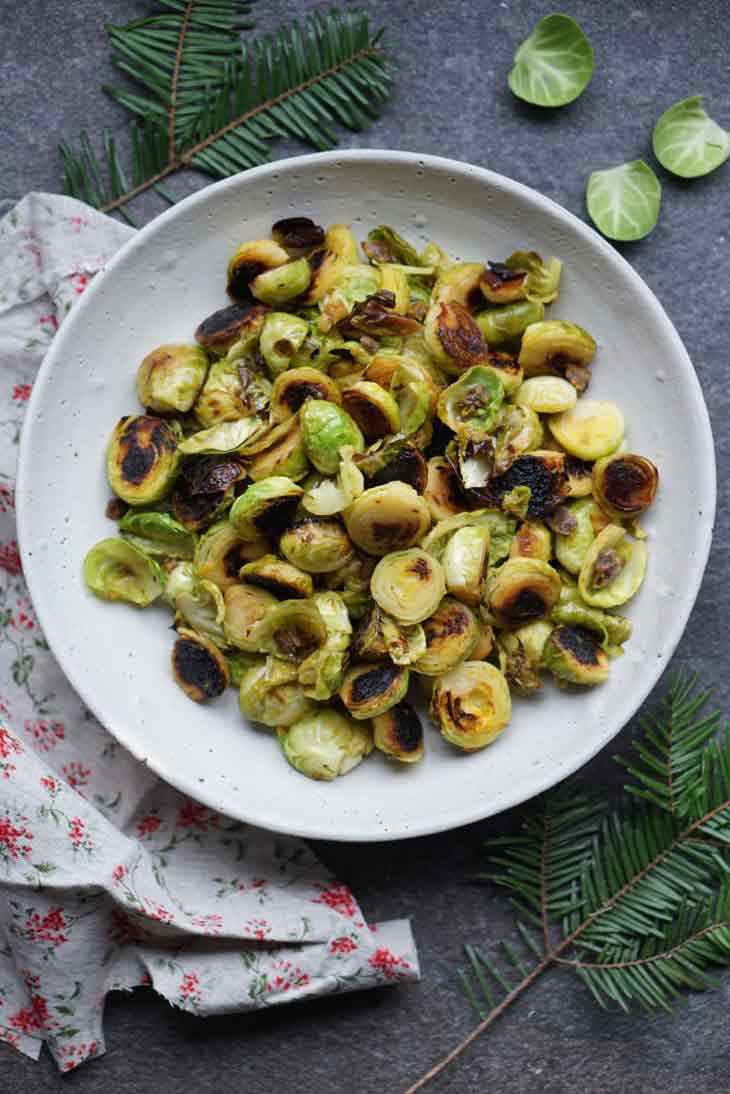 Keto Brussels Sprouts Recipes