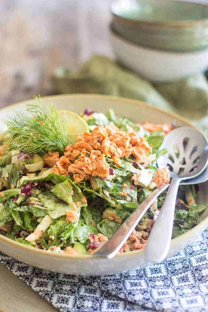 38 Hearty Keto Salad Recipes