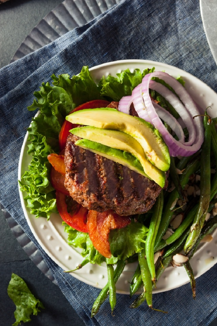 Keto Hamburger Recipes