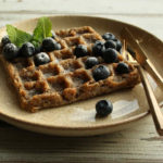 Keto Almond Flour Waffles Recipe #keto https://ketosummit.com/keto-almond-flour-waffles-recipe