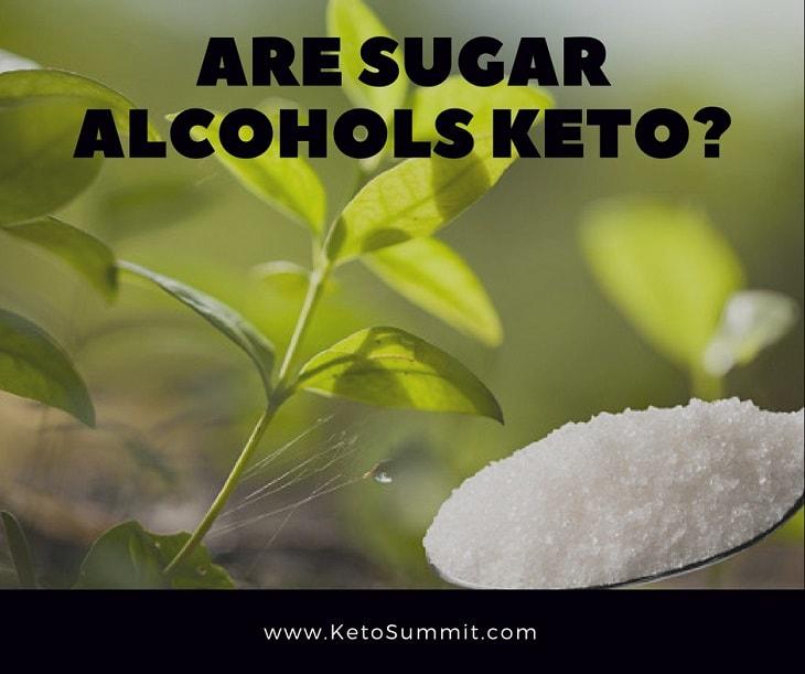 Are Sugar Alcohols Keto? #keto #article https://ketosummit.com/are-sugar-alcohols-keto