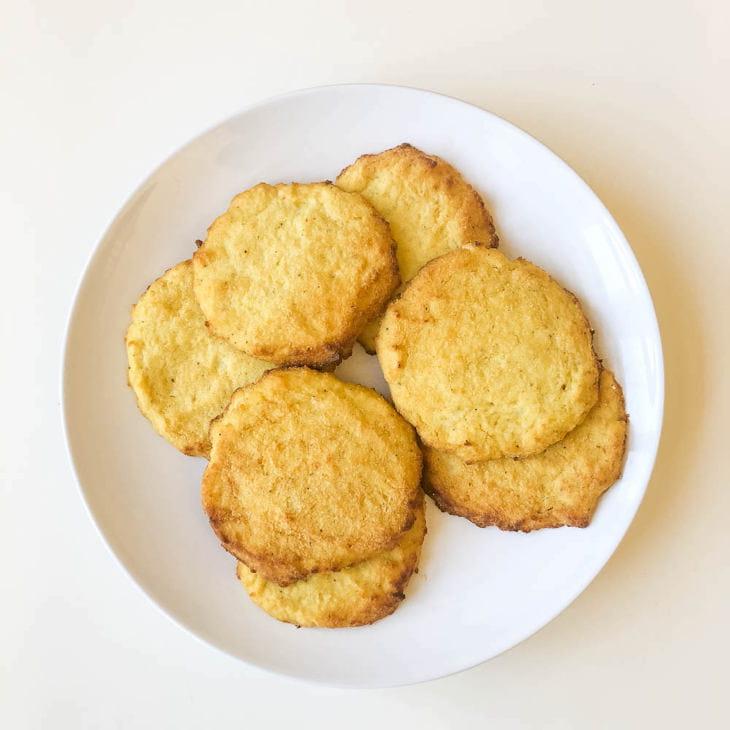 Keto Cauliflower Patties Recipe
