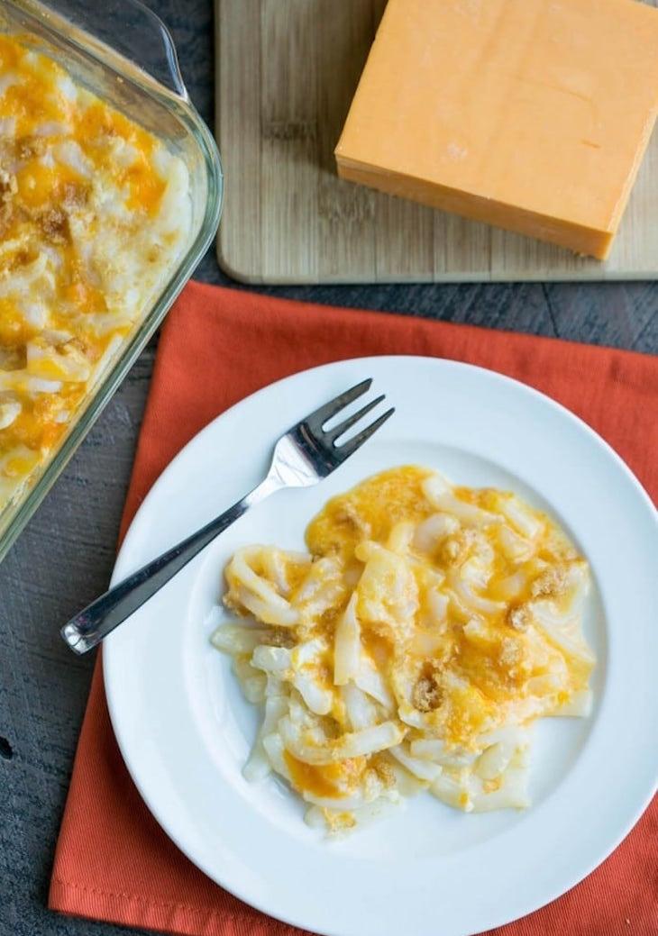 Keto Macaroni and Cheese