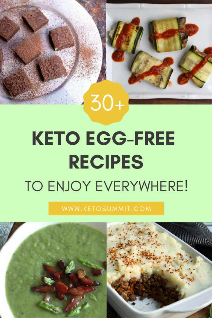30+ Keto Egg-Free Recipes To Enjoy Everywhere! https://ketosummit.com/keto-egg-free-recipes