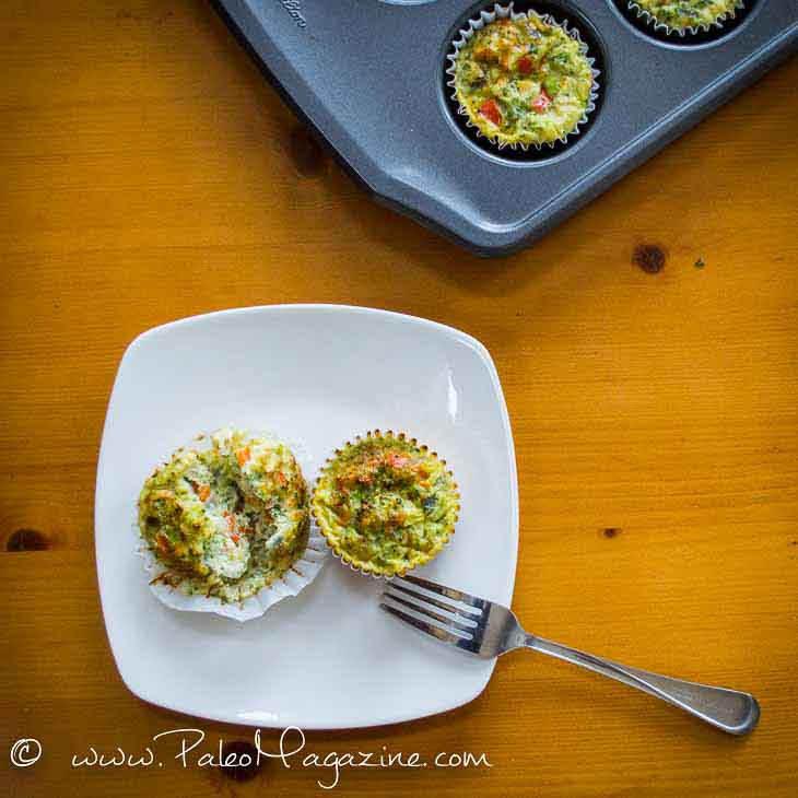 Paleo Egg Frittata Muffins