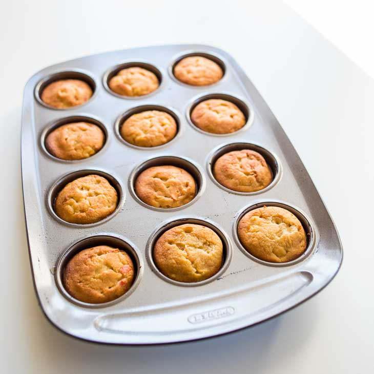 Keto Jalapeno Muffins Recipe