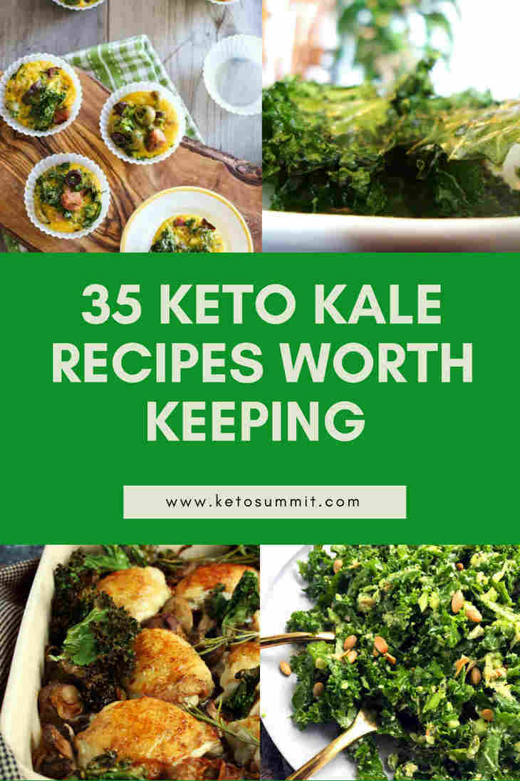 35 Keto Kale Recipes Worth Keeping https://ketosummit.com/keto-kale-recipes