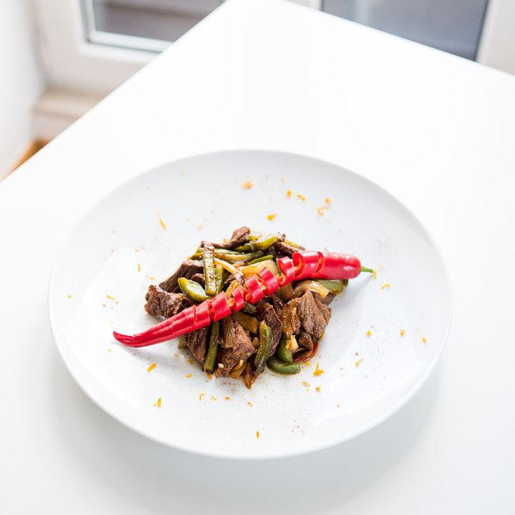 Keto Mexican Beef Stir-Fry