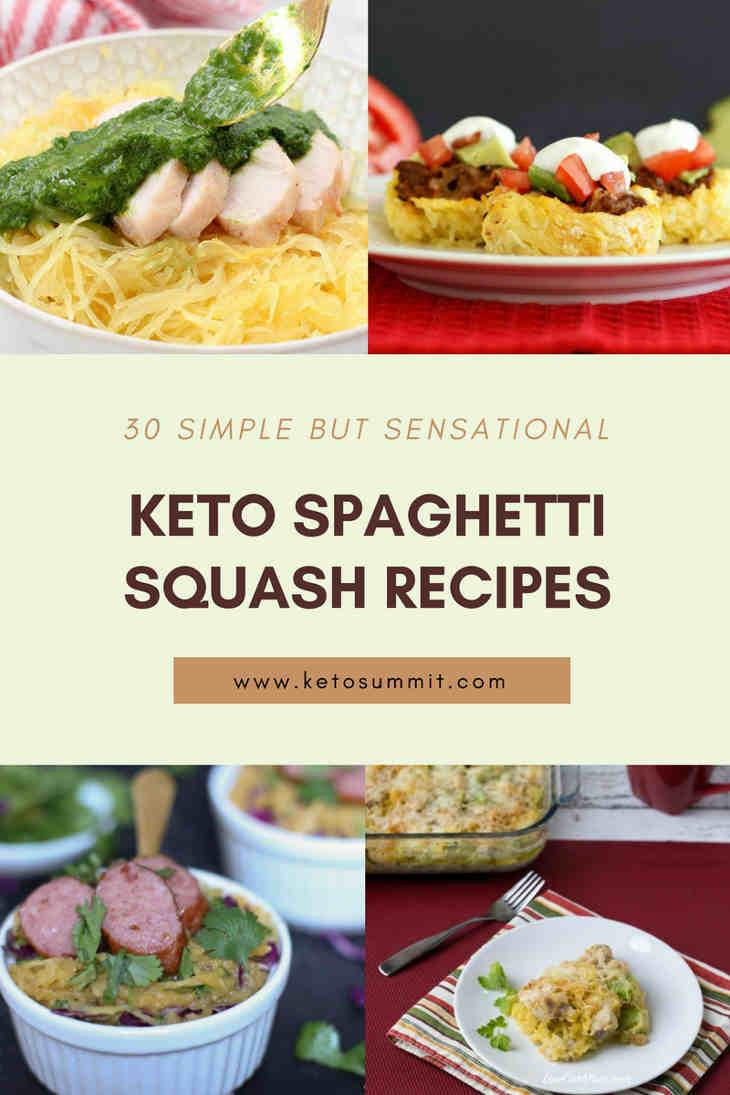 30 Simple But Sensational Keto Spaghetti Squash Recipes https://ketosummit.com/keto-spaghetti-squash-recipes