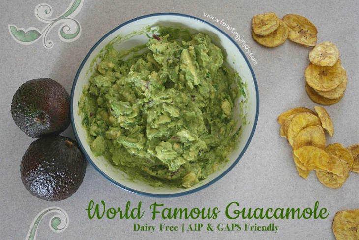 World Famous Guacamole