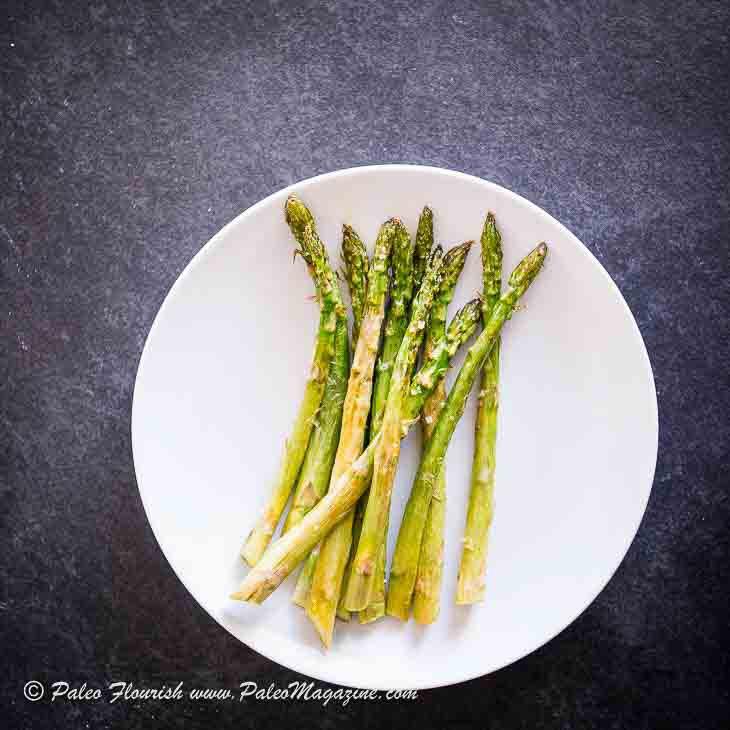 AIP Easy Roasted Asparagus Recipe