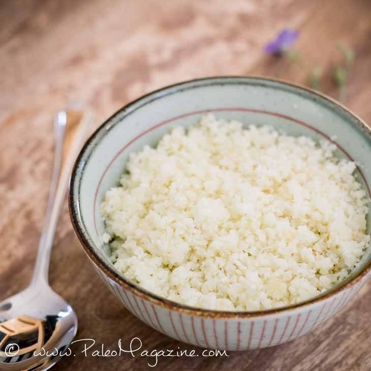 Cauliflower White Rice