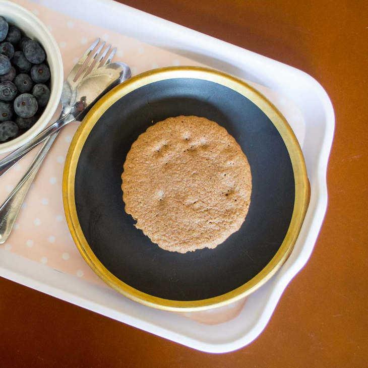 Keto Chocolate Brownie Mug Cake Recipe