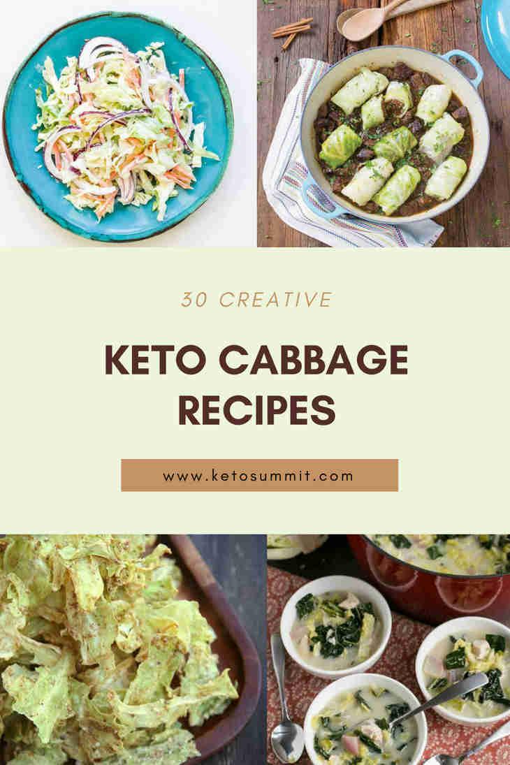 30 Creative Keto Cabbage Recipes https://ketosummit.com/keto-cabbage-recipes