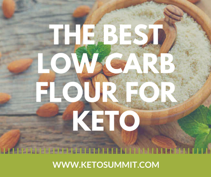 The Best Low Carb Flour for Keto #keto #article https://ketosummit.com/low-carb-flour