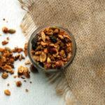 Coconut Oil Keto Granola Recipe #keto https://ketosummit.com/coconut-oil-keto-granola-recipe