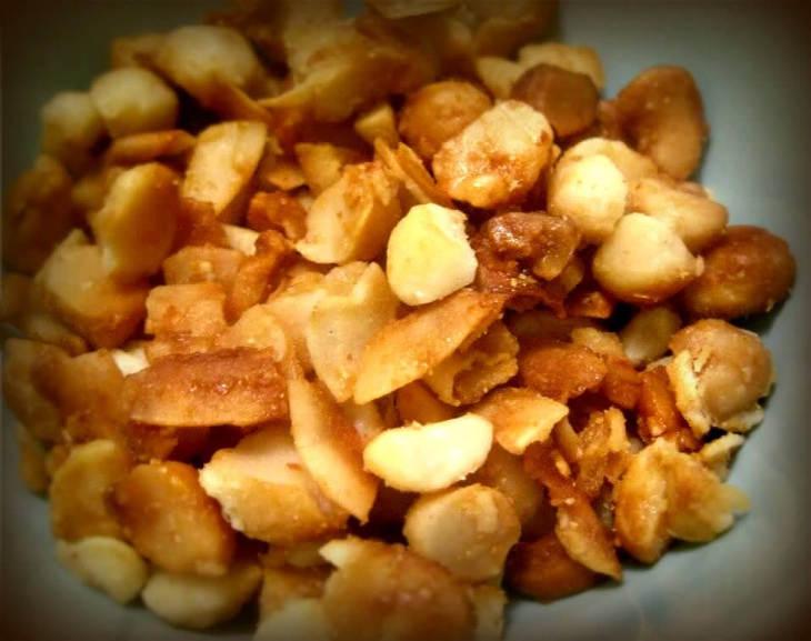 Grain Free Vanilla Mac Nut Granola