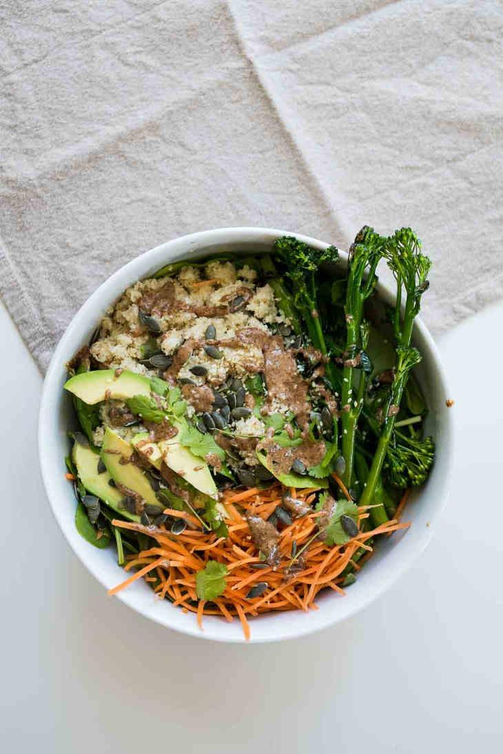 Keto Buddha Bowl Recipe #keto https://ketosummit.com/keto-buddha-bowl-recipe