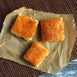 Keto Coconut Blondies Recipe #keto https://ketosummit.com/keto-coconut-blondies-recipe