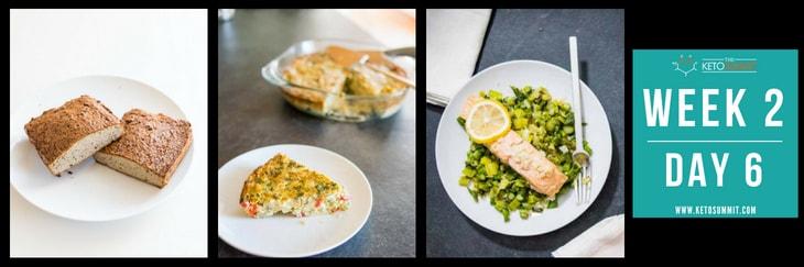 28-Day Keto Diet Meal Plan - Week 2 Day 6-min