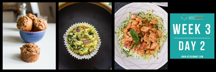 28-Day Keto Diet Meal Plan - Week 3 Day 2-min