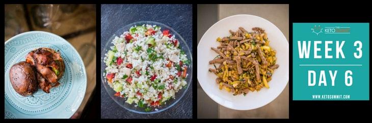 28-Day Keto Diet Meal Plan - Week 3 Day 6-min