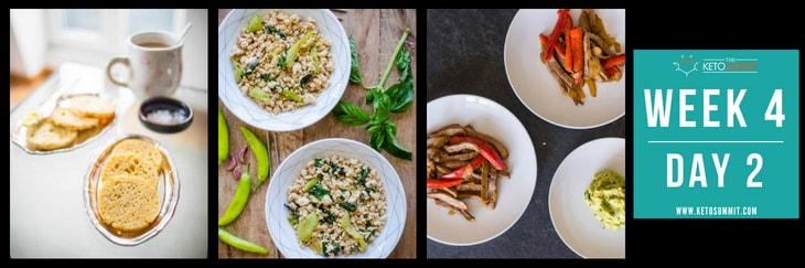 28-Day Keto Diet Meal Plan - Week 4 Day 2-min