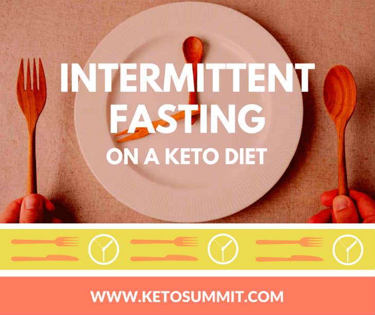 Intermittent Fasting on a Keto Diet #keto #article https://ketosummit.com/intermittent-fasting-keto