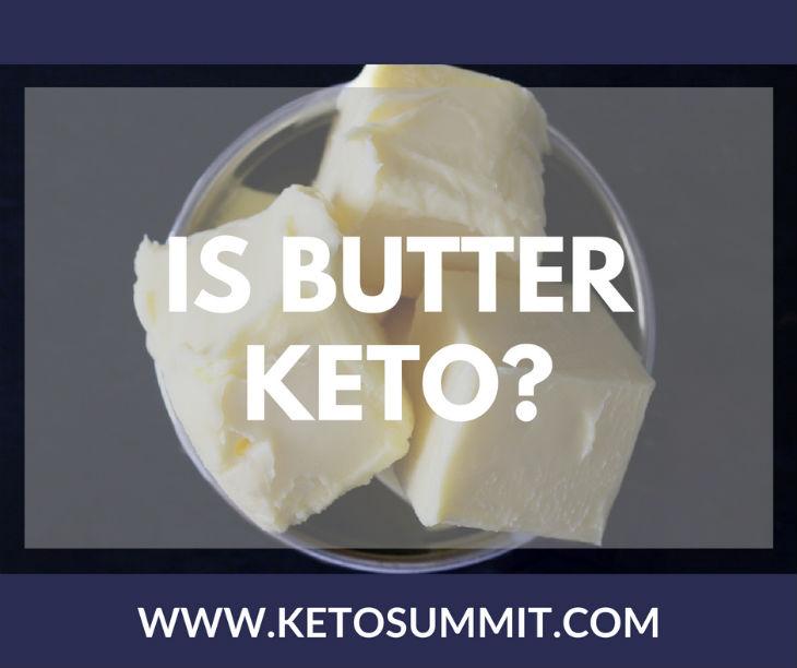 Is Butter Keto? #keto #article https://ketosummit.com/is-butter-keto