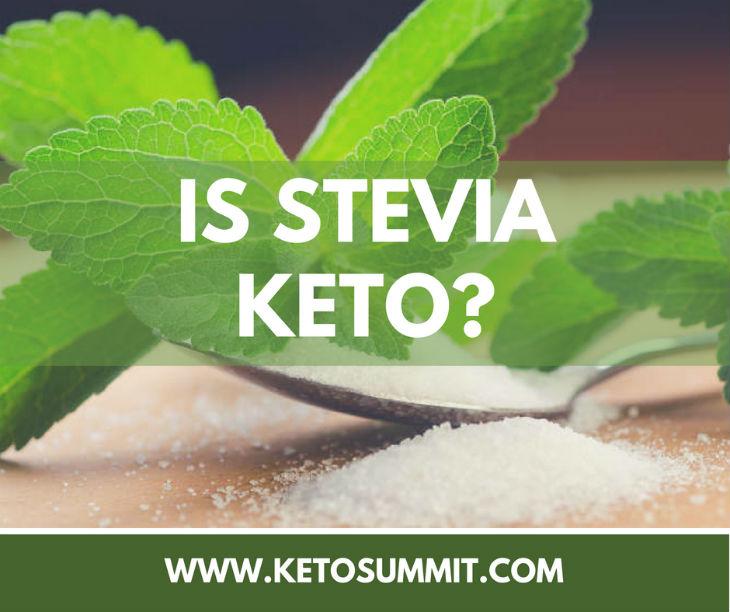 Is Stevia Keto? #keto #article https://ketosummit.com/stevia-keto