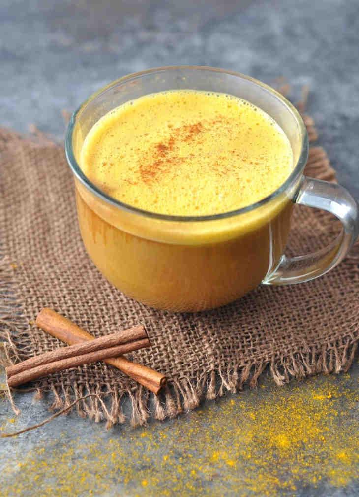 Keto Golden Milk Latte