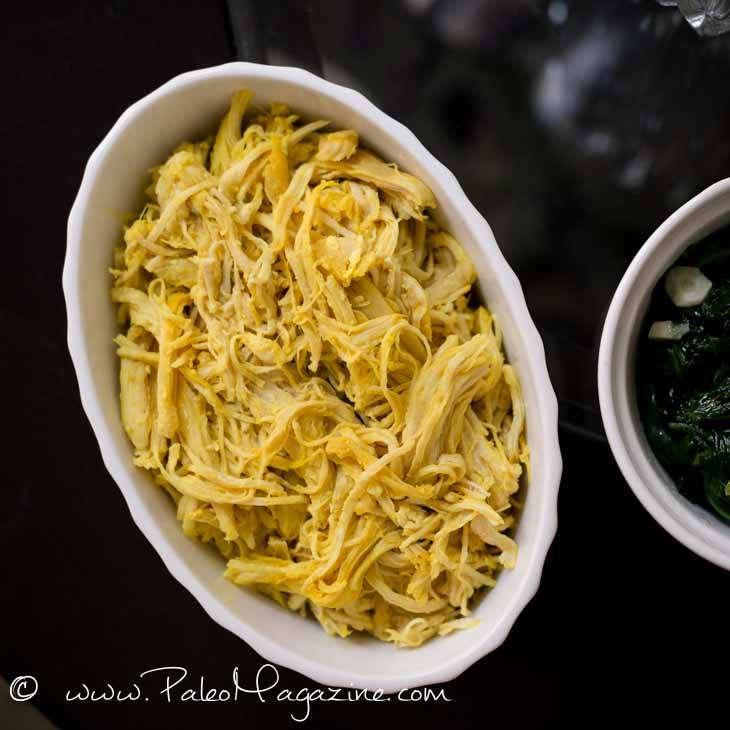Keto Pressure Cooker Chicken Recipe with Garlic Butter